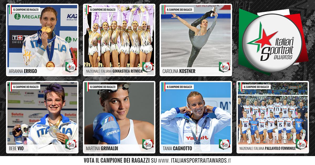 italian sportrait awards - sport communication