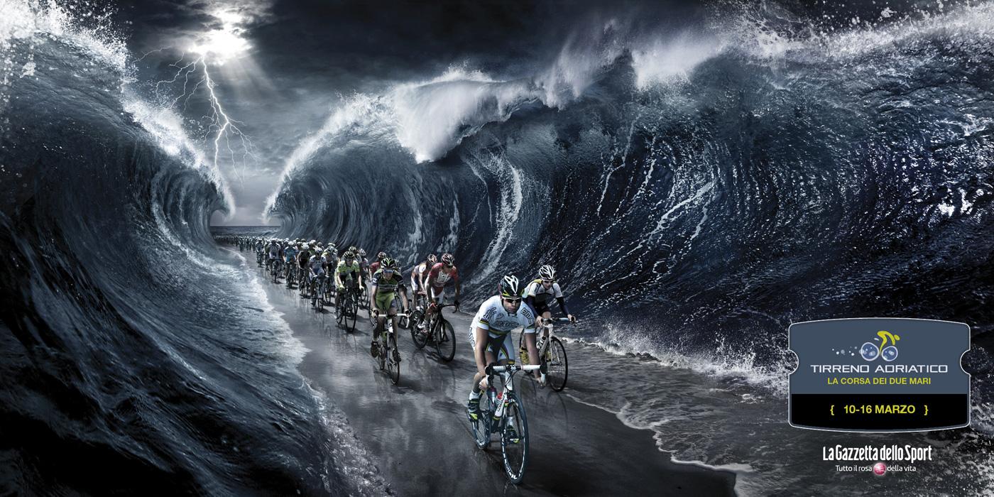Tirreno Adriatico, al via l'edizione numero 50